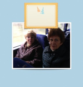 Христенко Раиса Васильевна (справа)